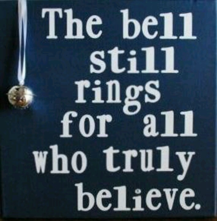 Bell Rings Truly Believe