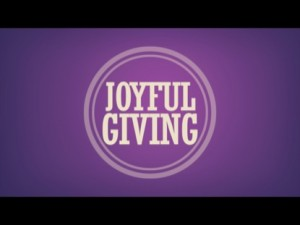 joyfulgiving