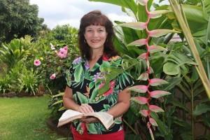 Cindy Black Bice, Aloha Garden Bible Study