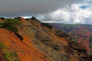 2016-08-09 28. WGS Waimea Canyon, Kauai Cry Uncle